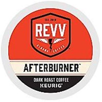 Revv Afterburner Strong Coffee Keurig K-Cup Coffee Pods, 96 Count