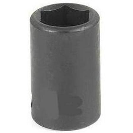 Grey Pneumatic 1107M 3 8 Drive x 7mm 12 Point Standard Socket