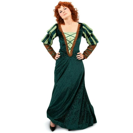 Adult Forest Princess Costume](Costume Castle Lake Forest)