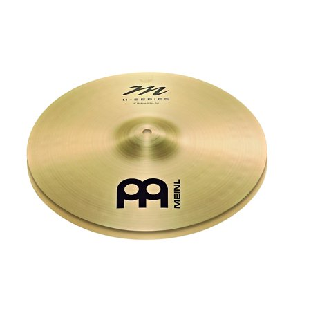 Meinl M-Series Medium Hi-Hat Cymbals 13 in. 13' Top Hi Hat Cymbal