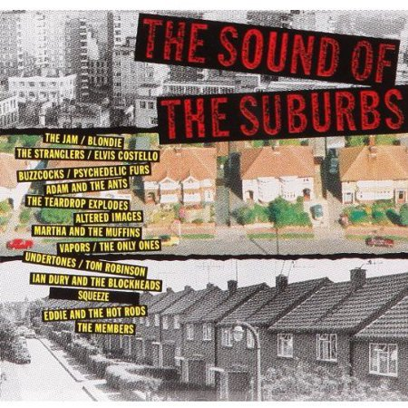 Sound of the Suburbs: 80's New Wave / Various