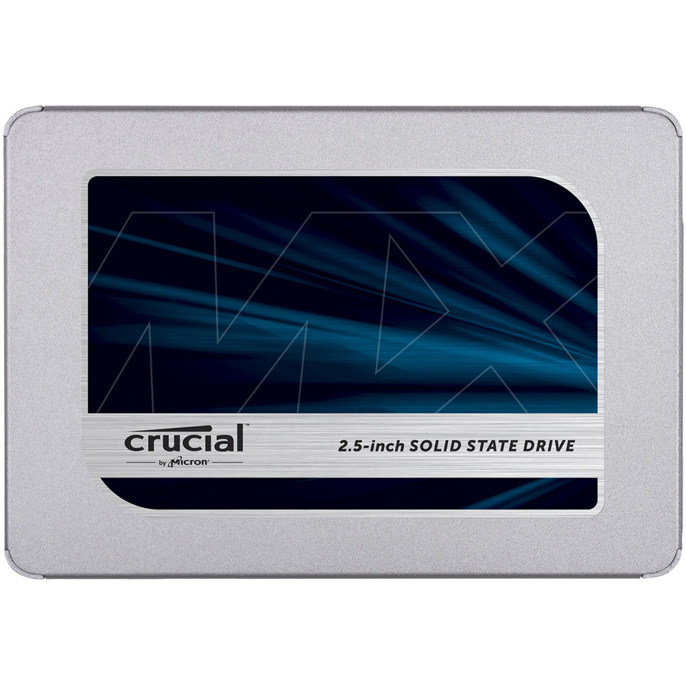 Crucial MX500 2TB 3D NAND SATA 2.5 Inch Internal SSD - CT2000MX500SSD1