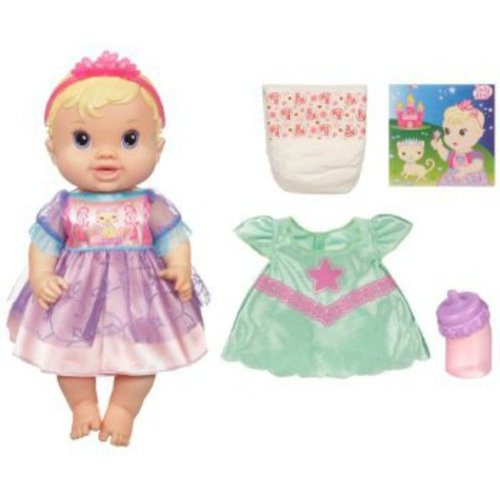 Baby Alive Sips 'N Tinkles Princess Doll
