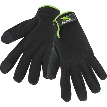 West Chester Protective Gear Extreme Work Synthetic Leather Palm Work Glove