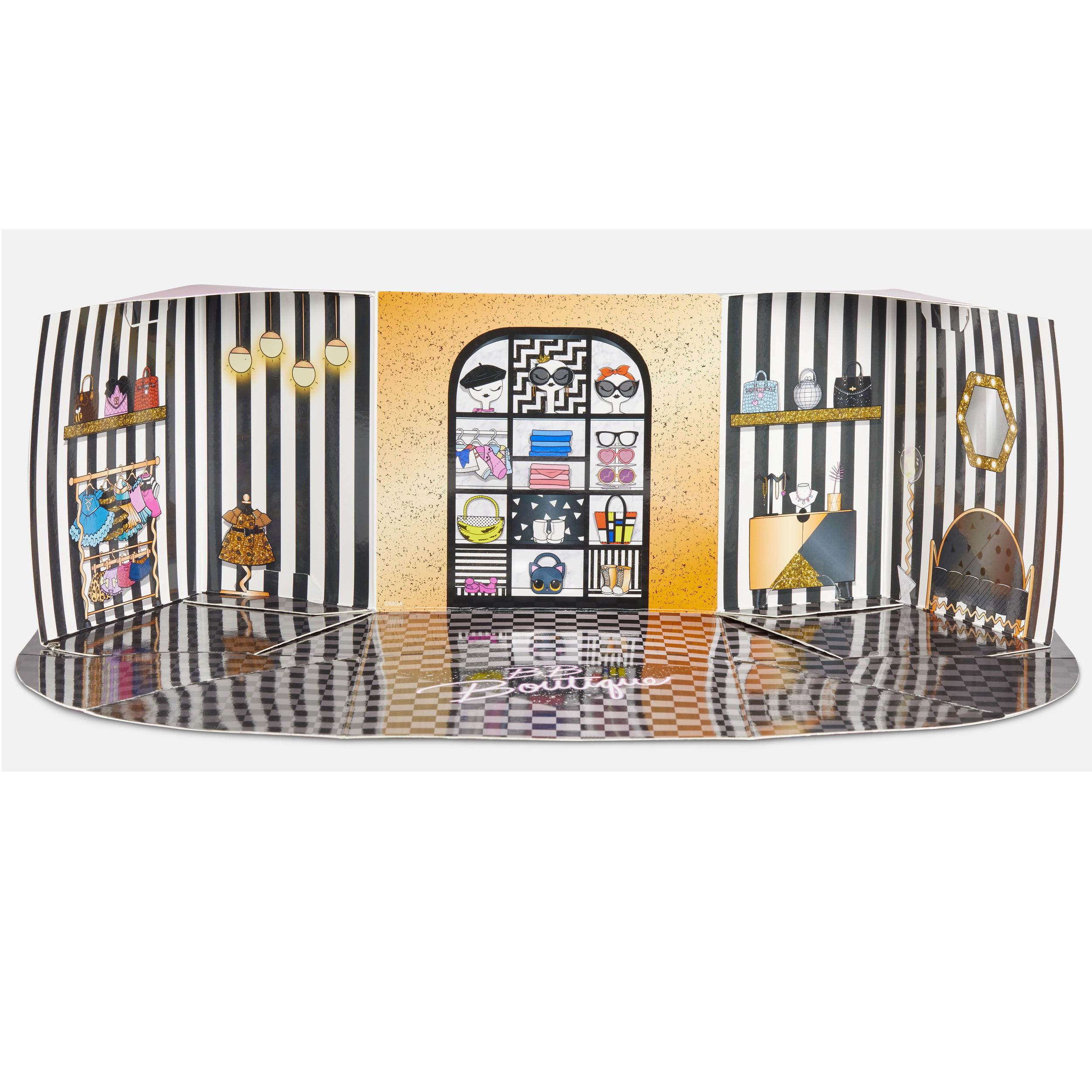 Tv Dvd Meubel.L O L Surprise Furniture Boutique With Queen Bee 10 Surprises