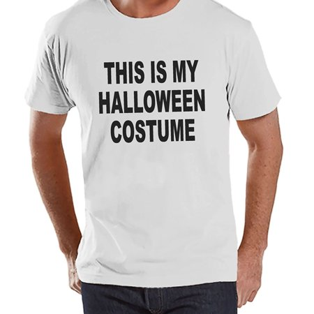 Halloween Parties In My Area (Custom Party Shop Men's This Is My Halloween Costume T-shirt -)