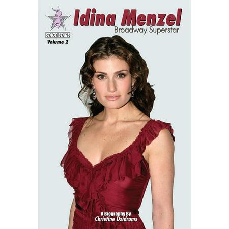 Idina Menzel: Broadway Superstar - (Broadway Star)