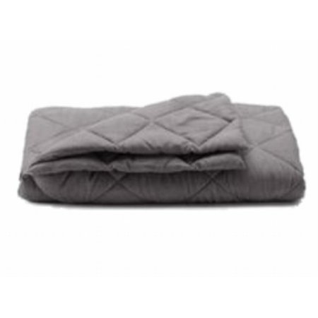 Sonoma Heather Gray Quilted Puffer Throw Blanket