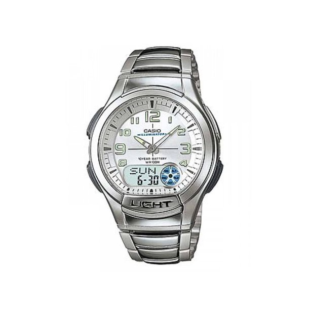 Casio Men's Ana-Digi Edifice Watch