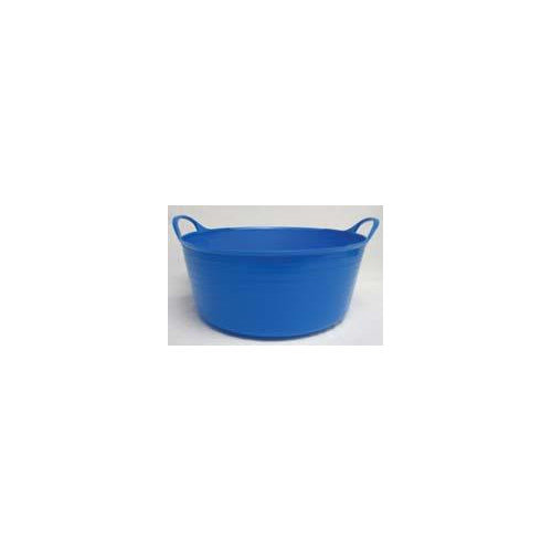 TubTrug SP15G Shallow Green Flex Tub, 15 Liter