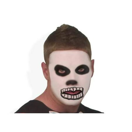 Karate Kid Cobra Kai Skeleton Make Up Kit (Easy Skeleton Make Up)