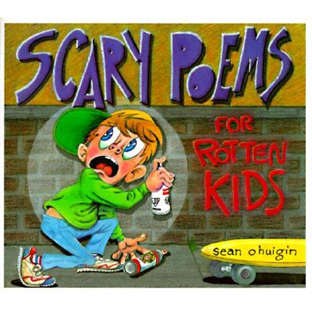 Scary Rotten Farms (Scary Poems for Rotten Kids)