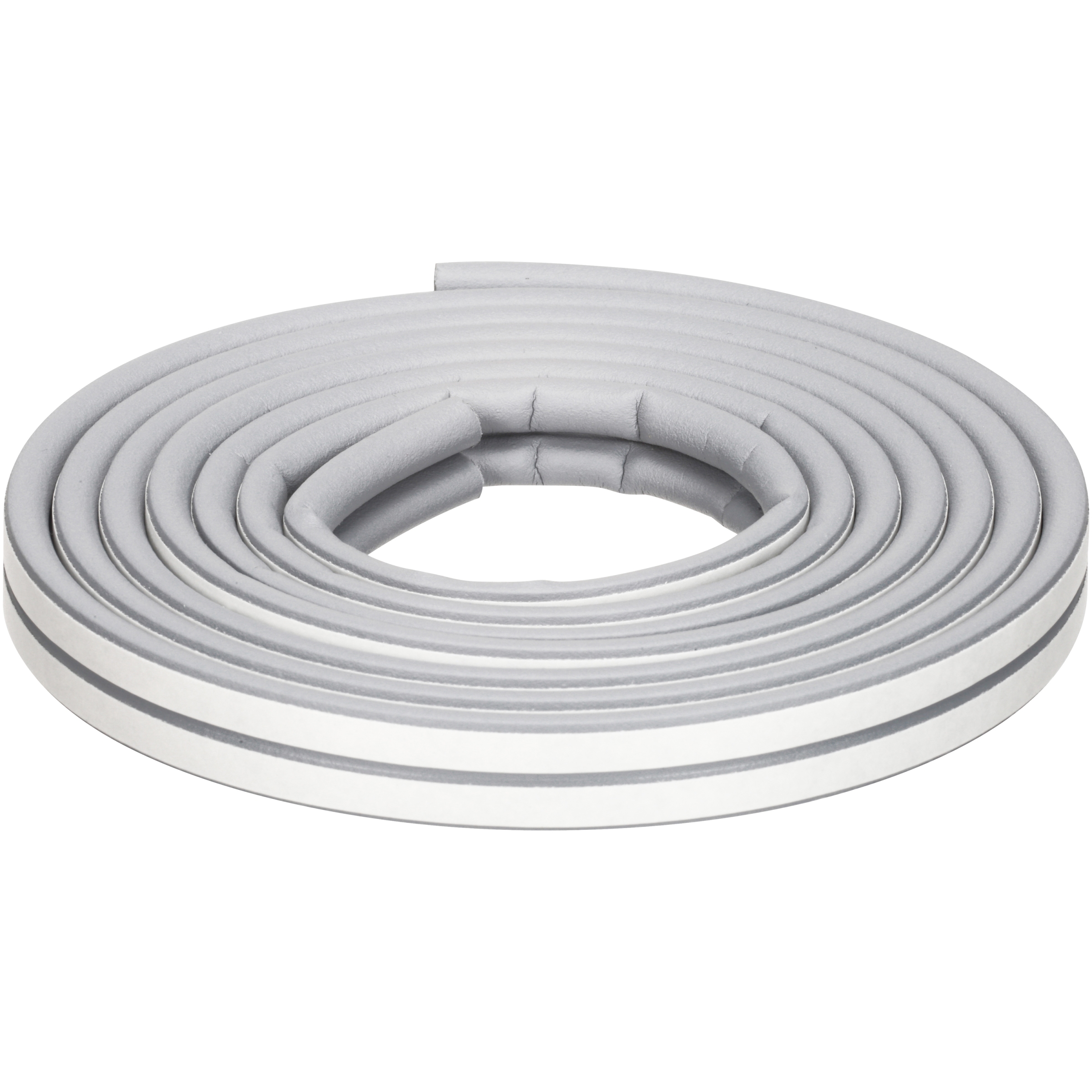 Frost King® Grey EPDM D-Profile Self-Stick Weatherseal 2 ct Pack