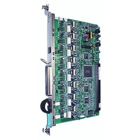 Refurbished Panasonic KX-TDA0170-R 8-Port Extension Card Hybrid IP 8-Port Hybrid Extension Card -
