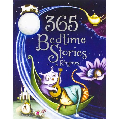 365 Bedtime Stories and Rhymes by