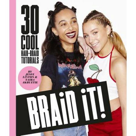 Braid it! : 30+ Cool Hair-Braid Tutorials](Halloween Crazy Hair Tutorial)