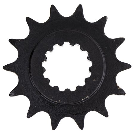 NICHE 525 Pitch 14 Tooth Front Drive Sprocket For 1991-2003 Honda Nighthawk 750 CB750 Motorcycle