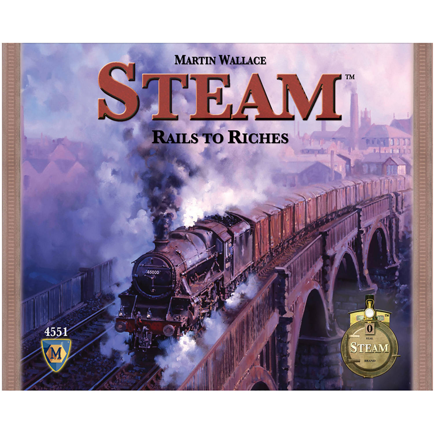 Mayfair Steam Game