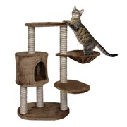 Trixie Pet Moriles Cat Tree (Brown)