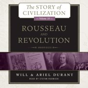Rousseau and Revolution - Audiobook