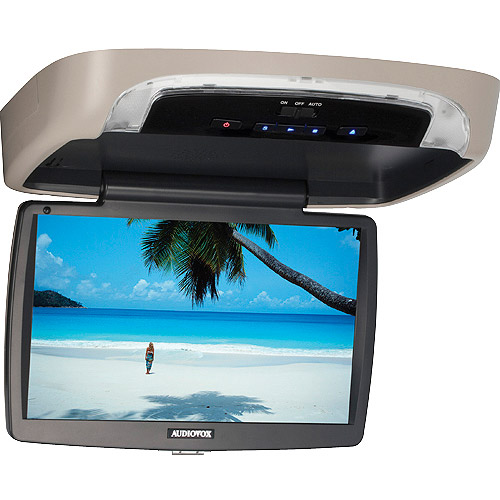 "Audiovox VODDLX10 10.1"" Overhead Monitor with Built-in DVD Player by Audiovox"