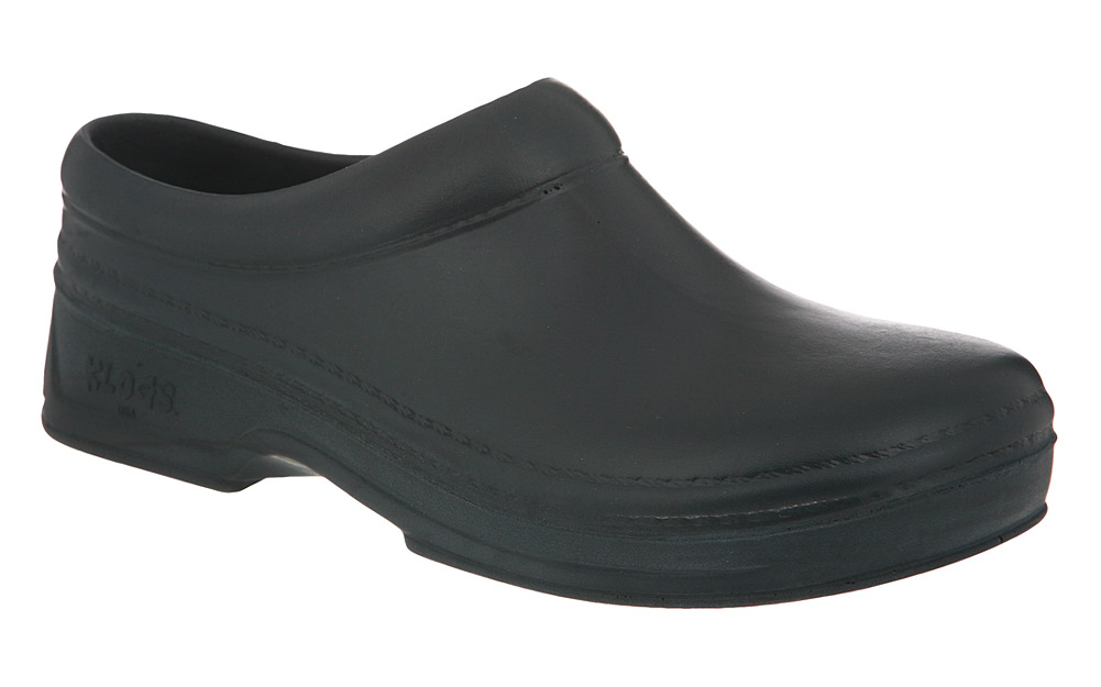 Klogs Springfield Closed Back Unisex Clogs Navy Blue by Latitudes Inc.