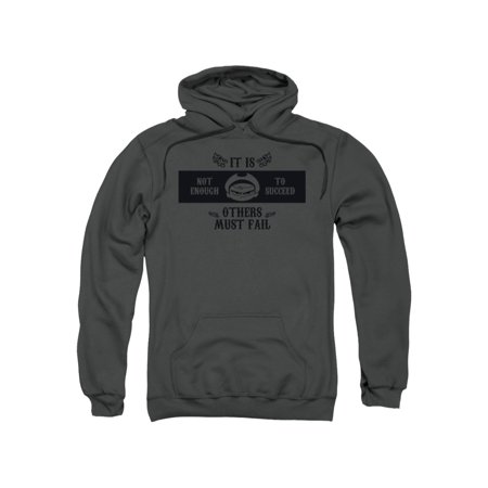 Trevco BILLY & MANDY MANDY Charcoal Adult Unisex Hooded Sweatshirt