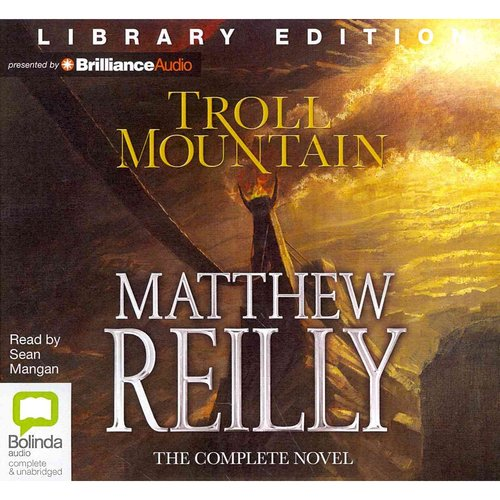 Troll Mountain: The Complete Novel: Library Edition