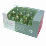 12 Pack Small Mini Cube Glass Salt and Pepper Shaker Restaurant Dispenser Bottle