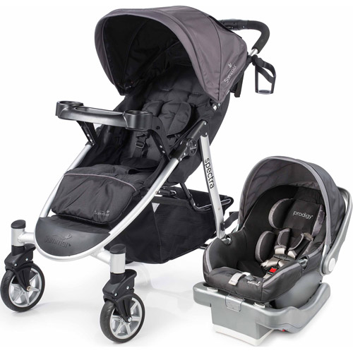 Summer Infant Spectra Travel System with Prodigy Infant Car Seat