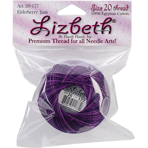 Lizbeth Cordonnet Cotton, Size 20