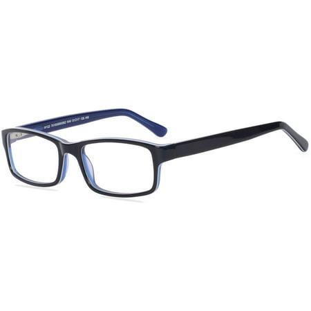 Wrangler Mens Prescription Glasses, W122 Navy - Walmart.com