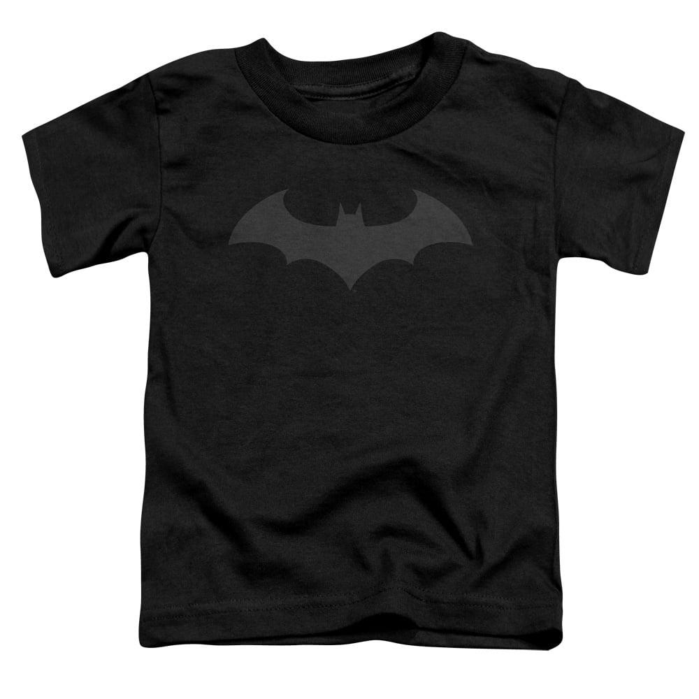 Batman Hush Logo Little Boys Shirt by Trevco