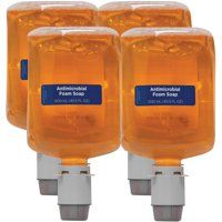 Pacific Blue Ultra, GPC43819, Gentle Foam Soap Refill by GP PRO - Antimicrobial - Pacific Citrus Scent, 4 / Carton, Orange