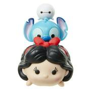 Tsum Tsum 3-Pack Figures - Snow White/Stitch/Baymax