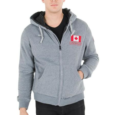 Canada Weather Gear Men's Fleece (Atlantis Weather Gear)