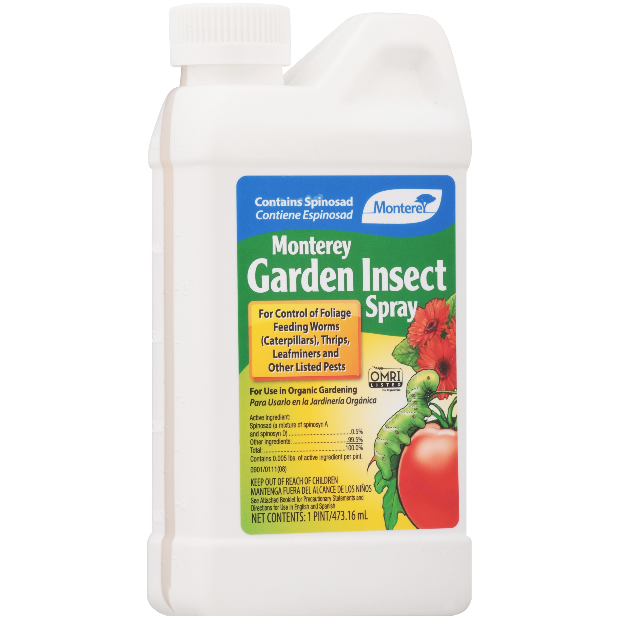 Monterey garden insect spray how to use garden ftempo for Better homes and gardens furniture customer service phone number