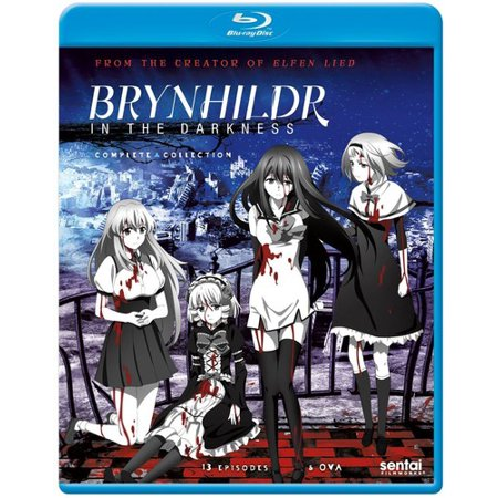 Brynhildr In The Darkness - The Complete Collection + OVAs (Japanese)
