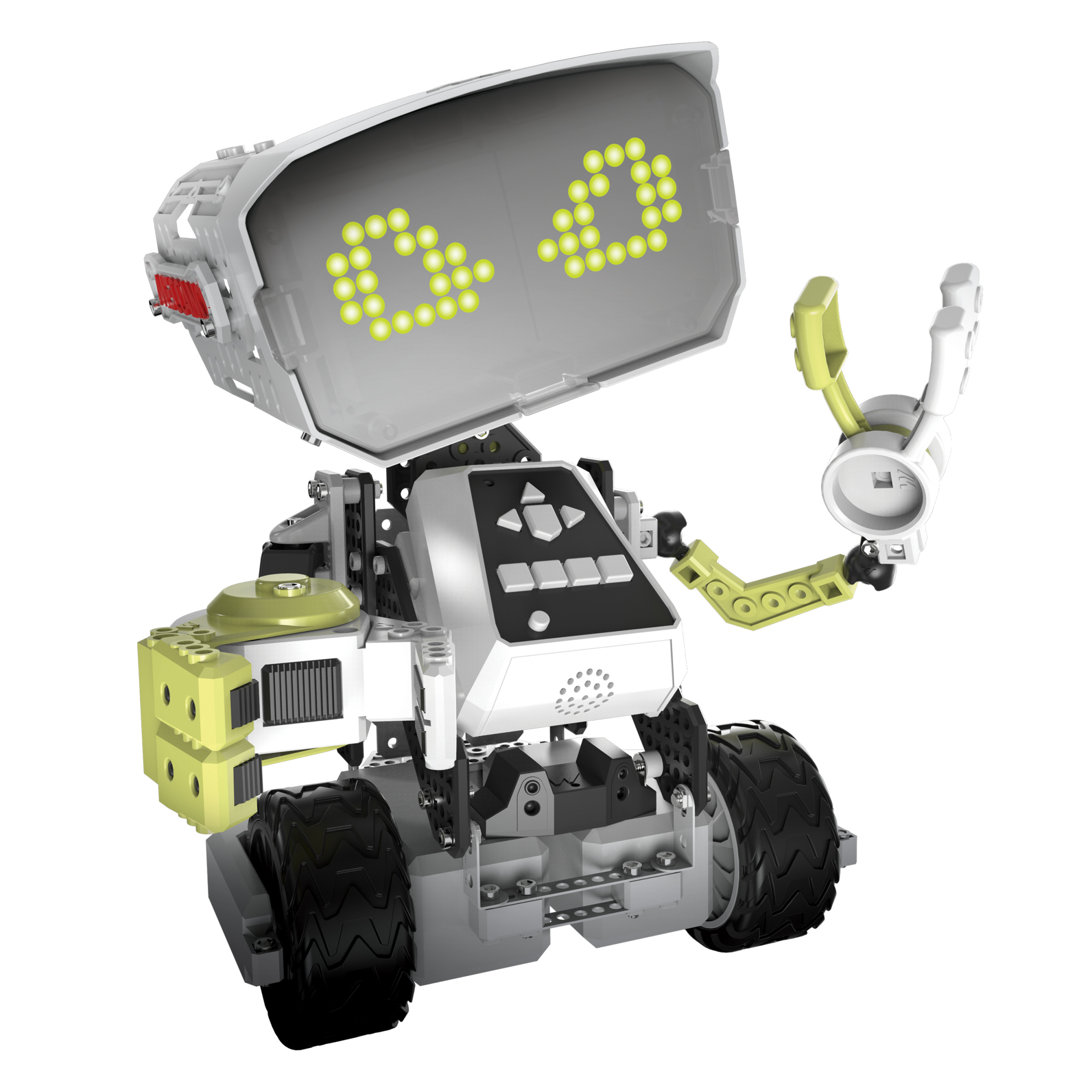 Meccano Erector M A X Robotic Interactive Toy with Artificial