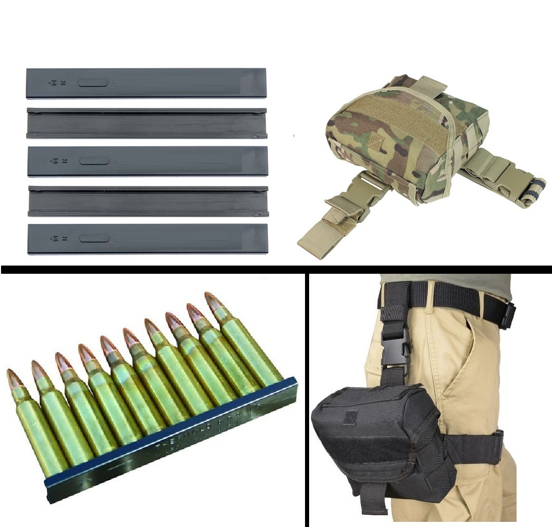 Ultimate Arms Gear Set of 500 Pack Nylon .223 5.56mm 10 R...