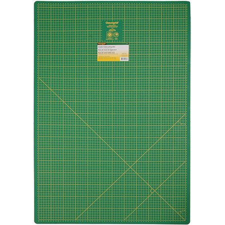 Omnigrid Cutting Mats - Omnigrid Double Sided Mat Inches/Centimeters, 24