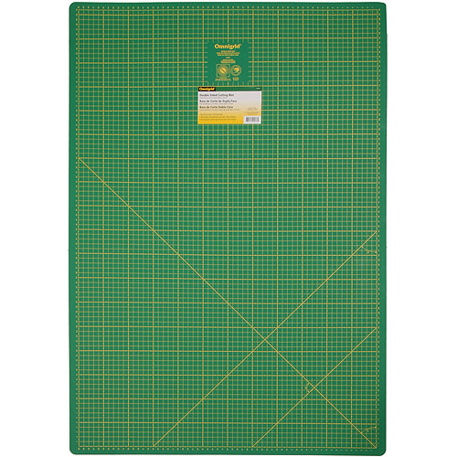 "Omnigrid Double Sided Mat Inches/Centimeters, 24"" x 36""/60cm x 91cm"