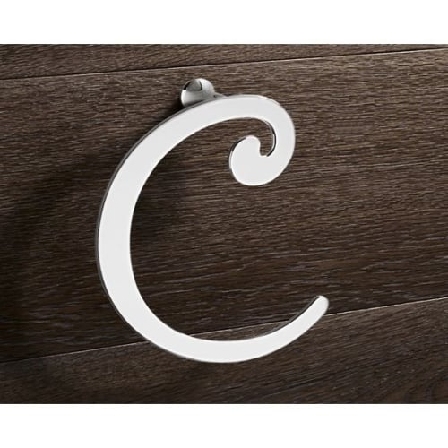Nameeks 3370 Gedy Wall Mounted Towel Ring