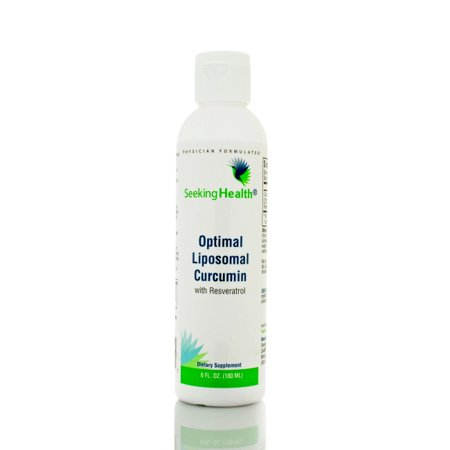Seeking Health Optimal liposomale curcumine, 6 fl oz