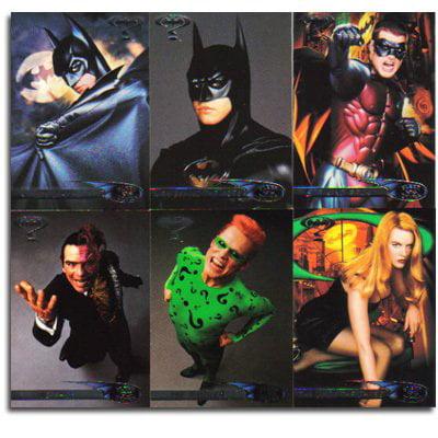 Center Stage #57 Batman Forever 1995 Fleer Ultra Trading Card