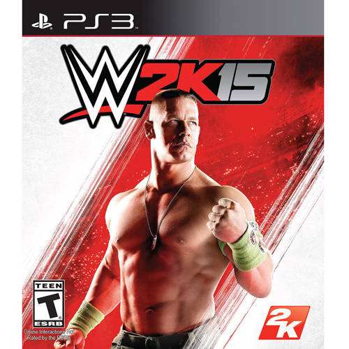 WWE 2K15 (PS3) - Pre-Owned