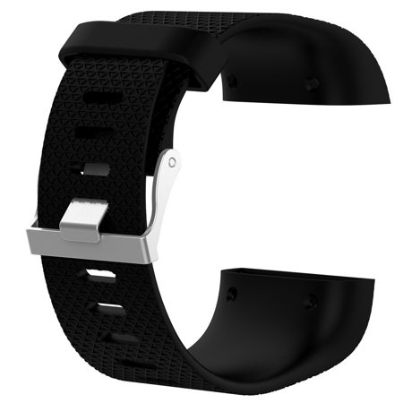 Large Replacement Wristband Band Strap Clasp Buckle Tool Kit For Fitbit Surge
