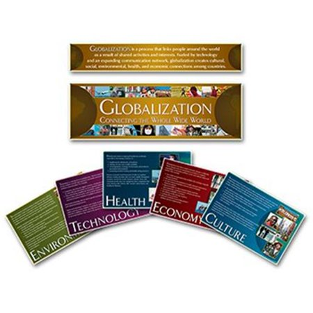 NORTH STAR TEACHER RESOURCE NST3029 GLOBALIZATION BB SET - image 1 of 1