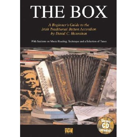 Irish Button Accordion (The Box : A Beginner's Guide to the Irish Traditional Button)