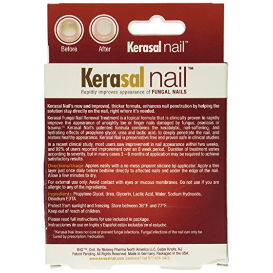 Kerasal Nail Fungal Nail Renewal Treatment Restore Healthy Nails - 2 ...